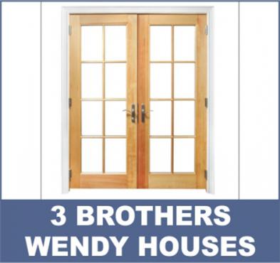 We manufacture wood-frame sliding door and glass door & wooden window frames