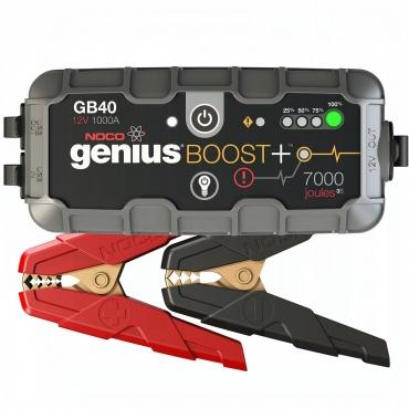 NOCO Genius GB40 Boost Plus 1000A 12 Ultrasafe Lithum Jump Starter- Maiden Electronics