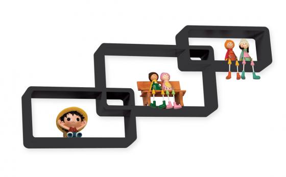 Designer shelves for your home