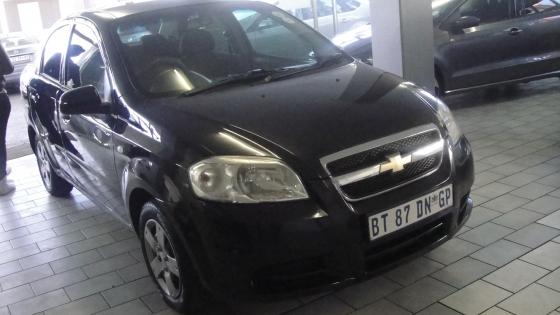 Used 2012 Chevrolet Aveo 16i Sedan Great Buy Finance Available