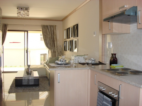 modern 1 bedroom apartment to let