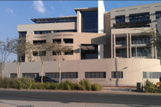500m to 2000m Corporate Menlyn Offices