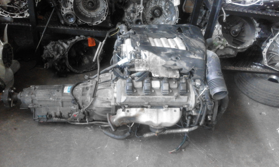 Lexus 1uz Vvti Complete Engine And Gearbox For Sale Junk Mail