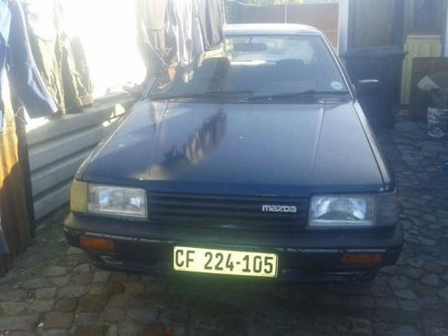 Mazda 323 In Mazda In Western Cape Junk Mail