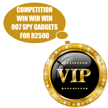 Spy Shop Competition