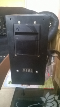 Bill acceptor for PS3 & XBOX 360