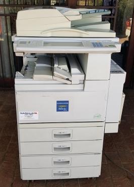Heavy Duty Nashua Aficio 2045e Office Printer