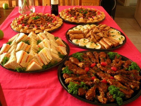 The Chef's Best Catering  - Fabulous Food platters