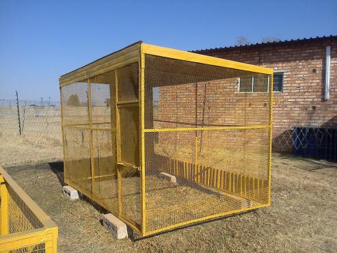 Bird cage (aviary)