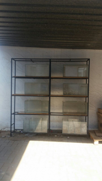 Fish tanks, stands and equipment for URGENT sale
