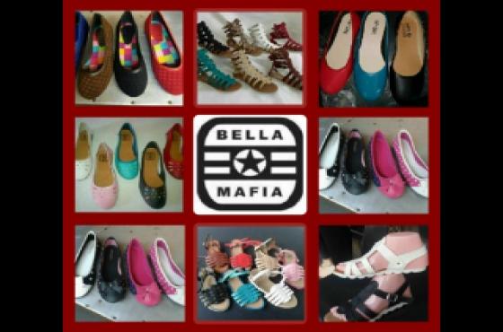 Ladies bella mafia pumps