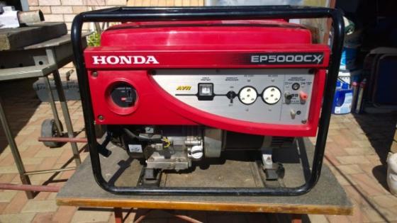 Honda EP 5000 CX Generator – Kragopwekker