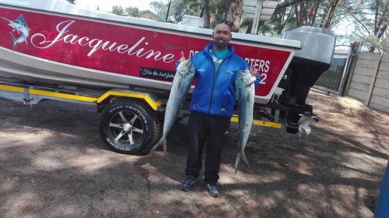 Jacqueline - Deep Sea fishing Charters - Richardsbay