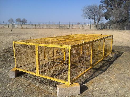 Chicken / Rabbit cage