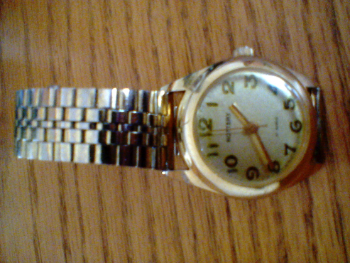 ROTTERY 21 JEWELS MEN'S WATCH