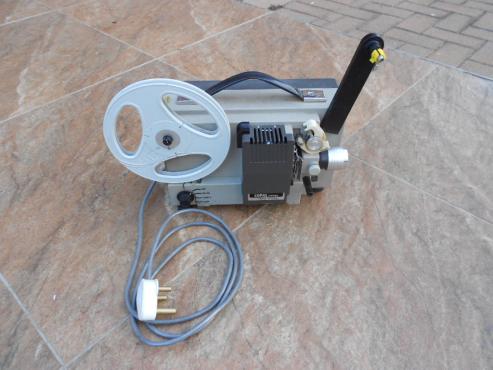 Copal 8mm film projector