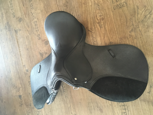 Starter saddle for kids