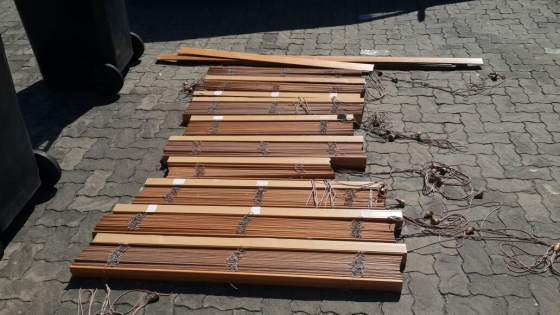 Wooden Blinds FOR SALE! VERY GOOD CONDITION!!