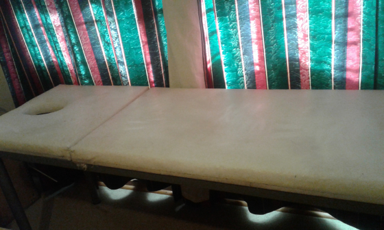 Massage Salon Bed for sale, Business closed