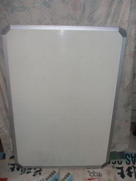 White board & pin - up board