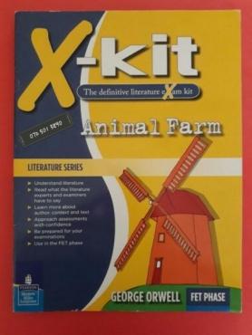 Animal Farm - George Orwell - (X-Kit) - FET Phase.