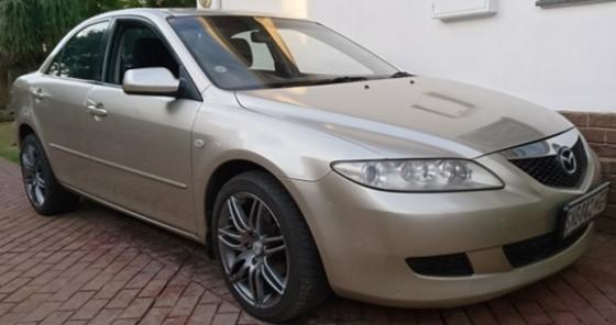 Mazda 6 /2005 Model