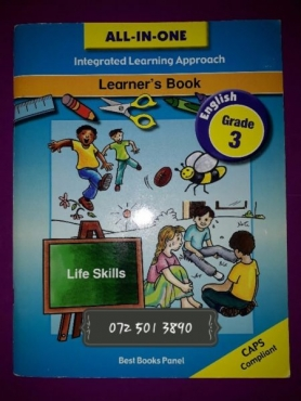 Life Skills - English Grade 3 - CAPS Compliant - (All-In-One).