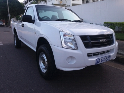2012 Isuzu KB250 d-teq single cab Diesel 85kw R125000