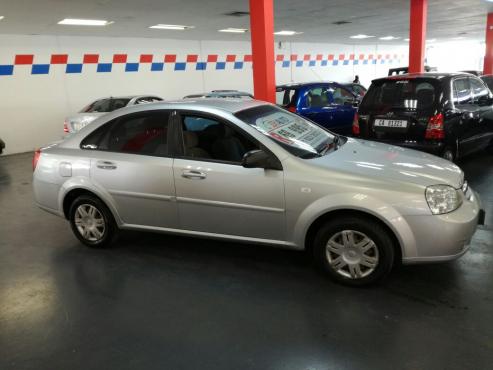 2009 Chevrolet Optra 1.6