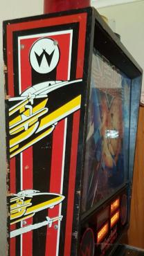 F14 Tomcat Pinball Machine