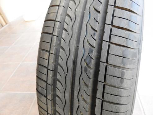 Honda Jazz Rim & Tyre
