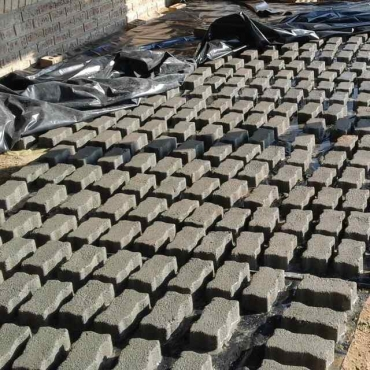 Manufacture LARGE Pavers