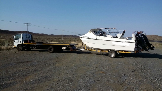 Boat Transport Cape Town, Mossel Bay, George to Gauteng.