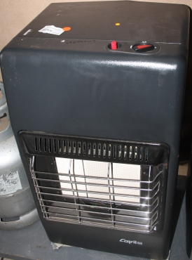 Capil gas heater S02