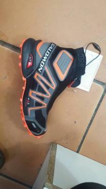 Solomon boots for sale
