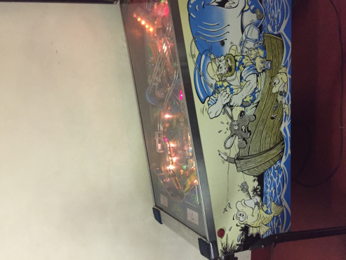 Fish Tales Pinball Machine for sale