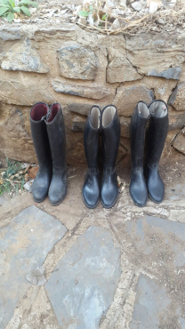 Long riding boots for sale