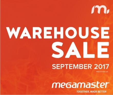 Massive Warehouse sale