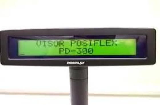 Posiflex PD-320 Customer Pole Display (NEW)