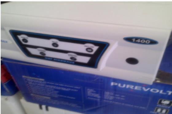 Inverter - Purevolt 1400VA DSP Sine wave Inverter