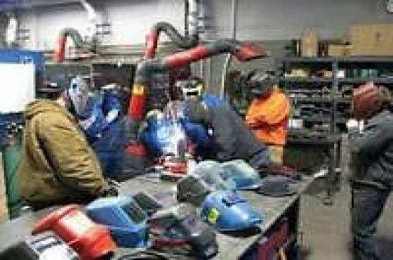 WELDING COURSES TRAINING SKILLS...WE HELP TO LOOK FOR YOU A JOB AFTER TRAINING 0727397991