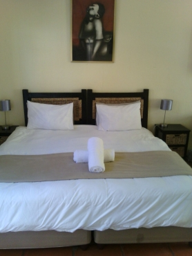Monthly furnished accommodation/ long-term stay/ budget all inclusive package
