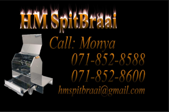 ​S​​​​pit / Rotisserie Braai service & catering ​​equipment hire, Best Spitbraai for best results