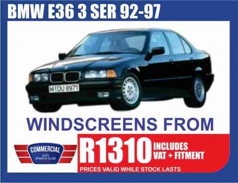 LDV, 4X4, truck or mini-bus Windscreens and all Auto Glass