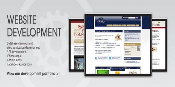Website Design & Development Company in Durban