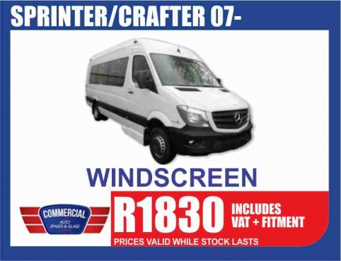 SABS Windscreens and