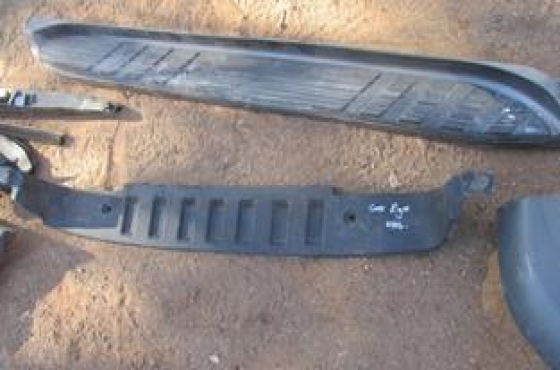 2014 Jeep Wrangler Rear Bumper Upper Cover For Sale