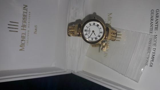 Michel Herbelin Lady's Watch
