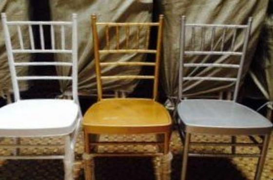 Tiffany Chair - stee