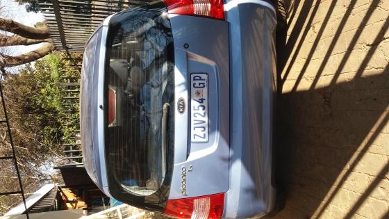 Kia Picanto LX 2005 model for sale